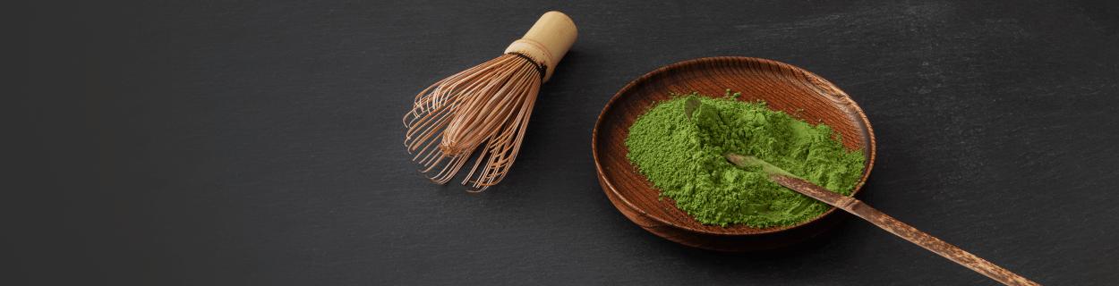 Matcha Tee in Bio-Qualität