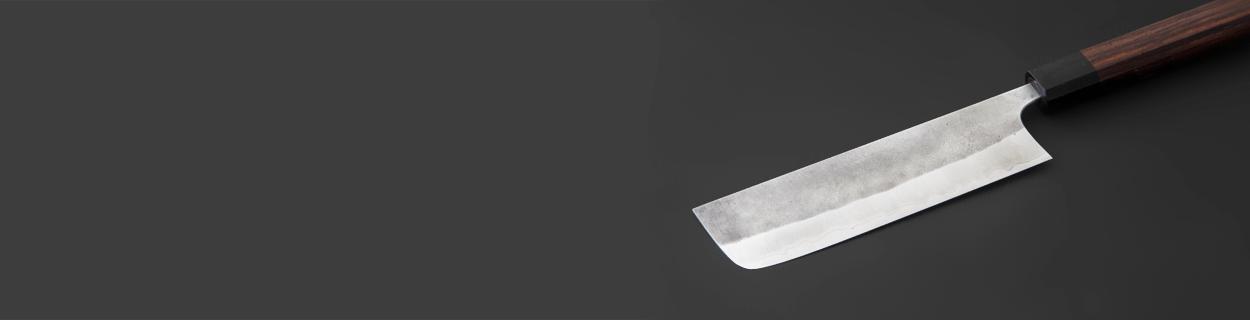 Japanische Nakiri Messer