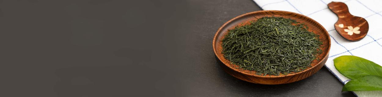 Oryoki Bio-Tee und Grüner Tee Bio - Raritäten