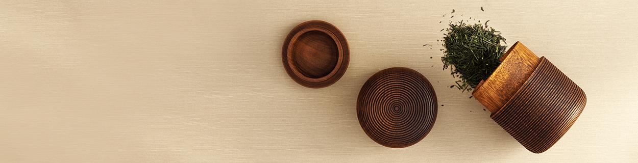 Hochwertige Teedosen aus Holz