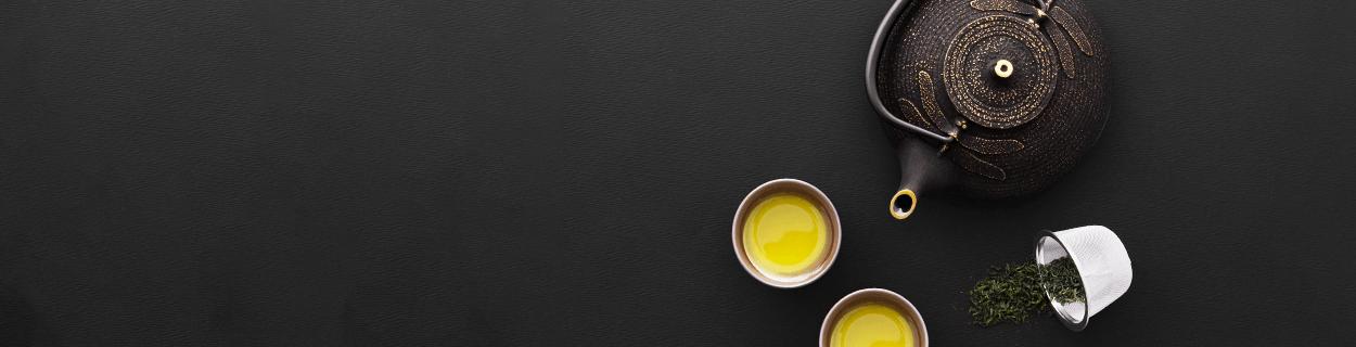 Gusseisen Teekannen bei ORYOKI