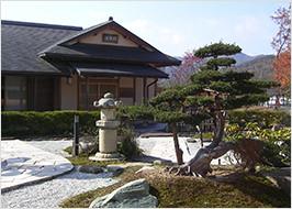 Garten japanisches Teehaus