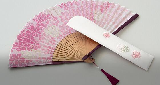 Handfächer aus Japan von ORYOKI