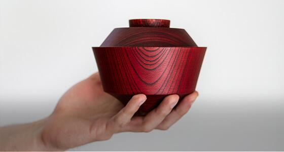 Japanische Deko Holzschalen von Kihachi sind hochwertige Unikate