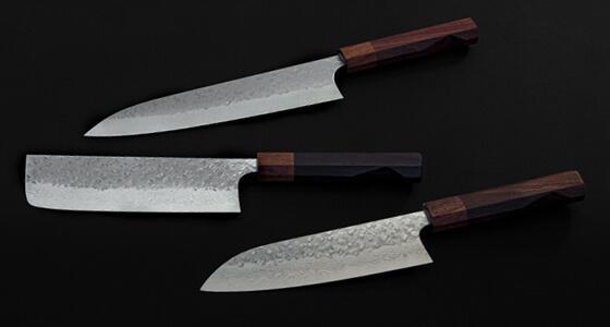 Hochwertige Messersets bei ORYOKI