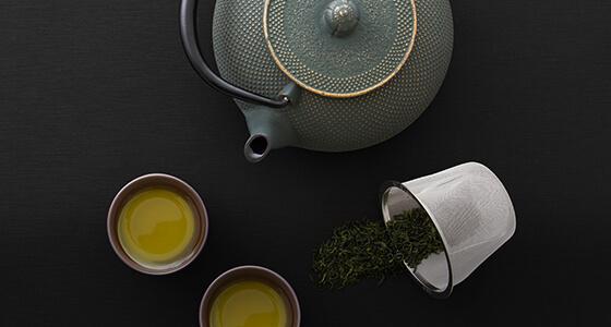 Gusseisen Teekannen von ORYOKI